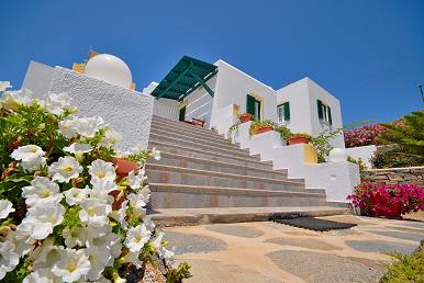 Naxos Accomodation - Studios Apartments Prevolis